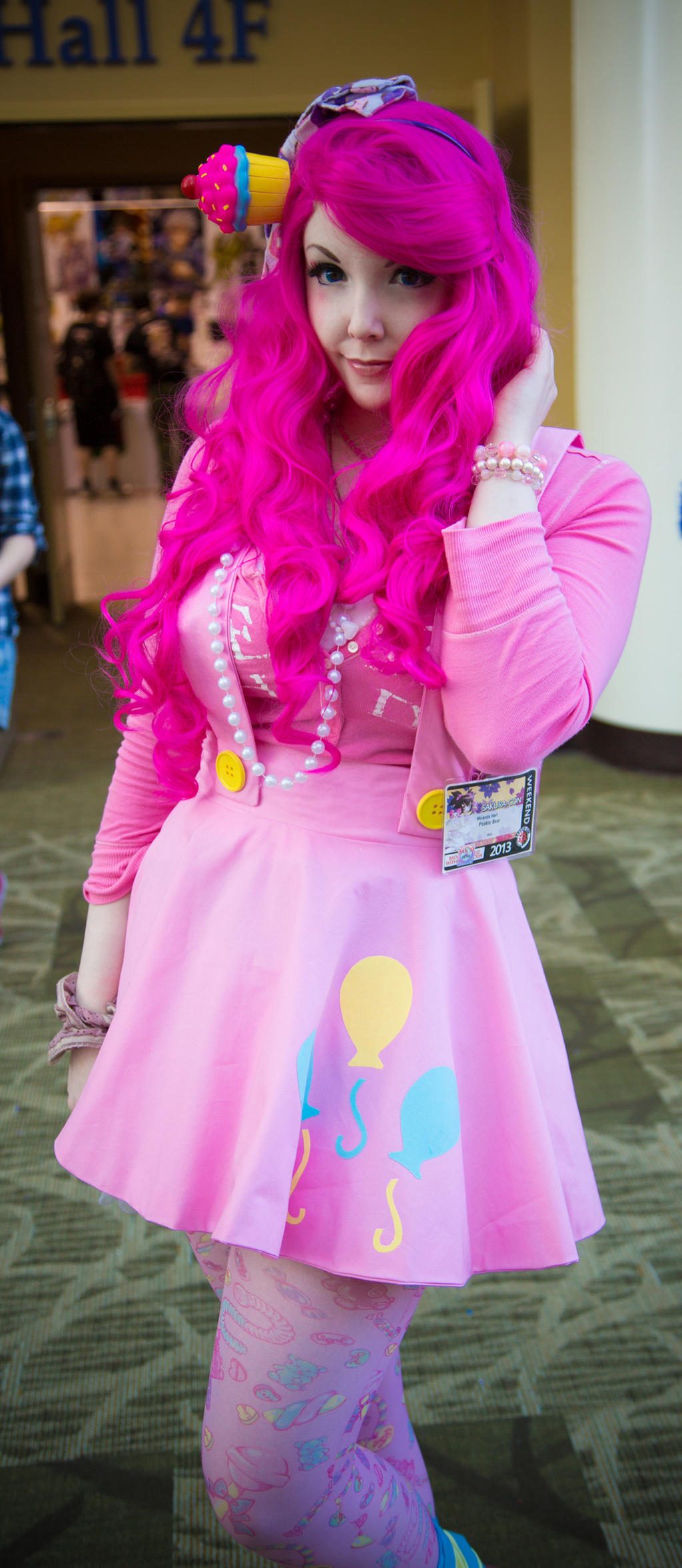Pretty Pinktacular! by PookieBearCosplay