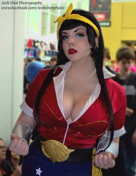 Bombshell Wonder Women: Girl Power!