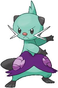 dewott pokemon shiny - photo #11