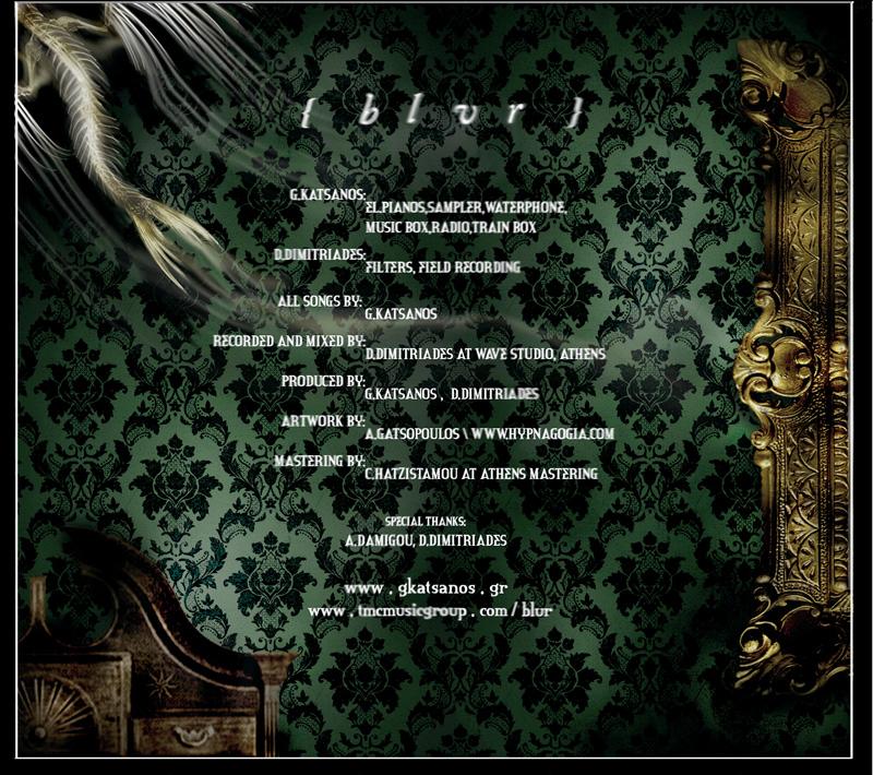 George Katsanos - BLUR - Inner by narcoloth