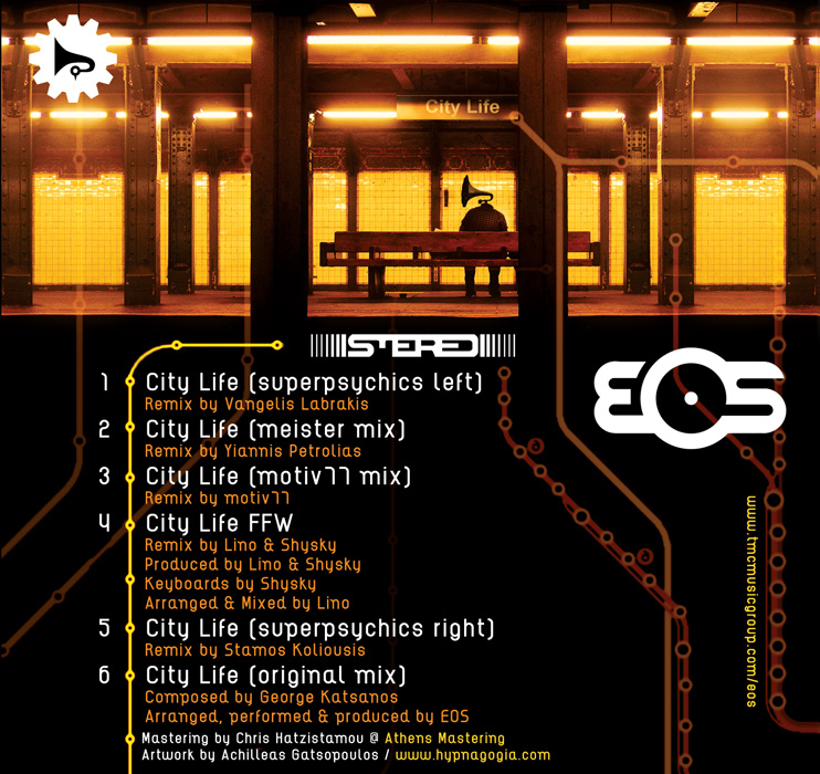 EOS - City Life Remixes - Back by narcoloth