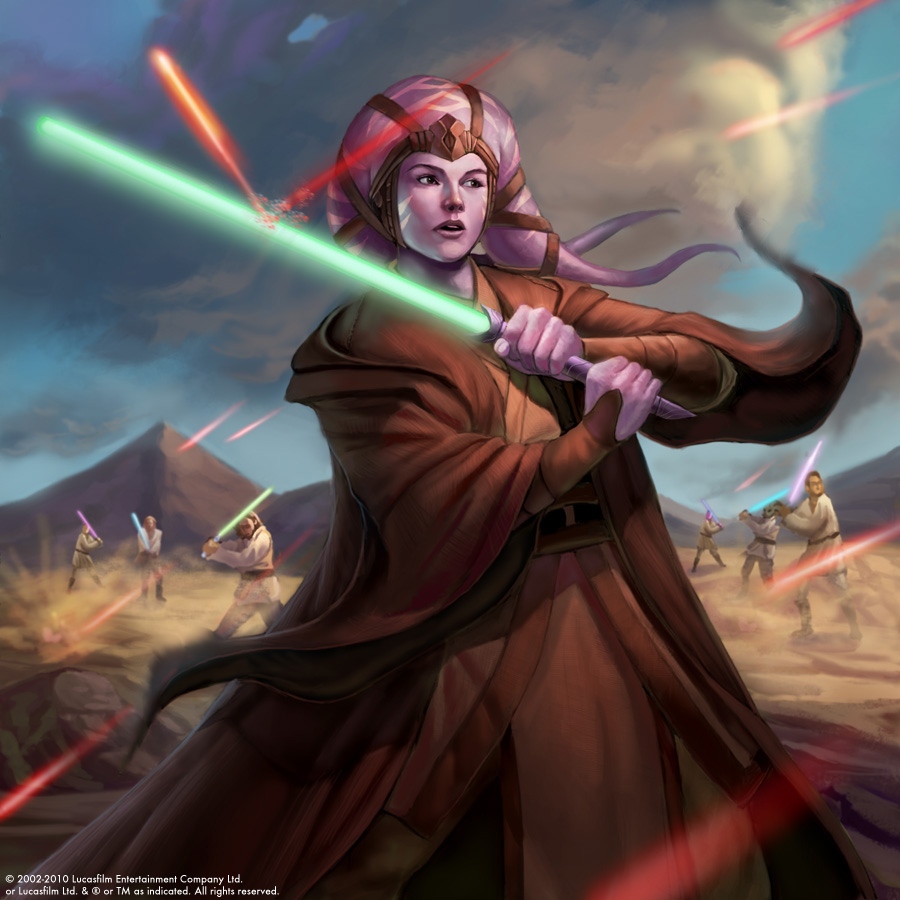 Star Wars Galaxy Card 2