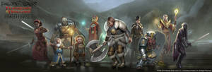 Forgotten Realms: Characters