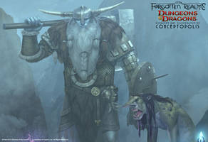 Forgotten Realms: Monsters (zoom 2) by Conceptopolis