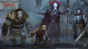 Forgotten Realms: Monsters (zoom 5)