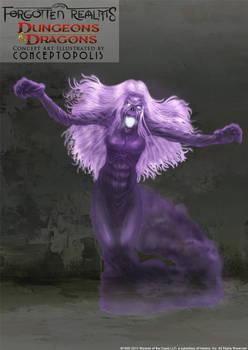 Undead Monster: Spectre