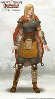 Northland Barbarian (Female)