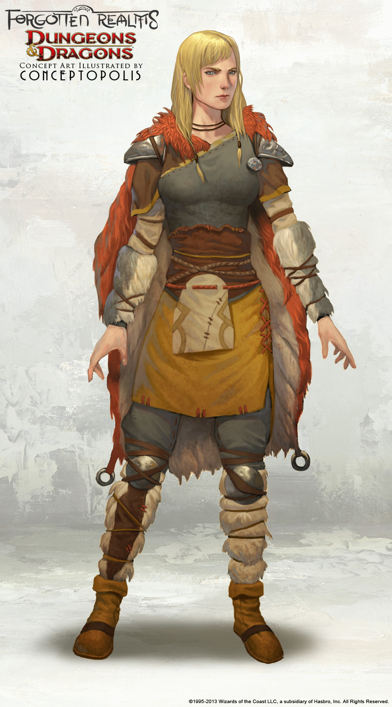 Dungeons And Dragons New Concept Art