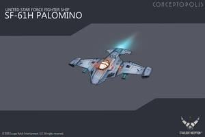 SF-61H-Palomino-MK3 color