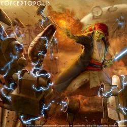 Battlemind by Conceptopolis