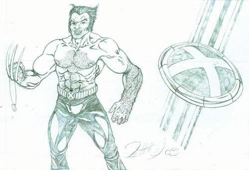 New X-men Logan