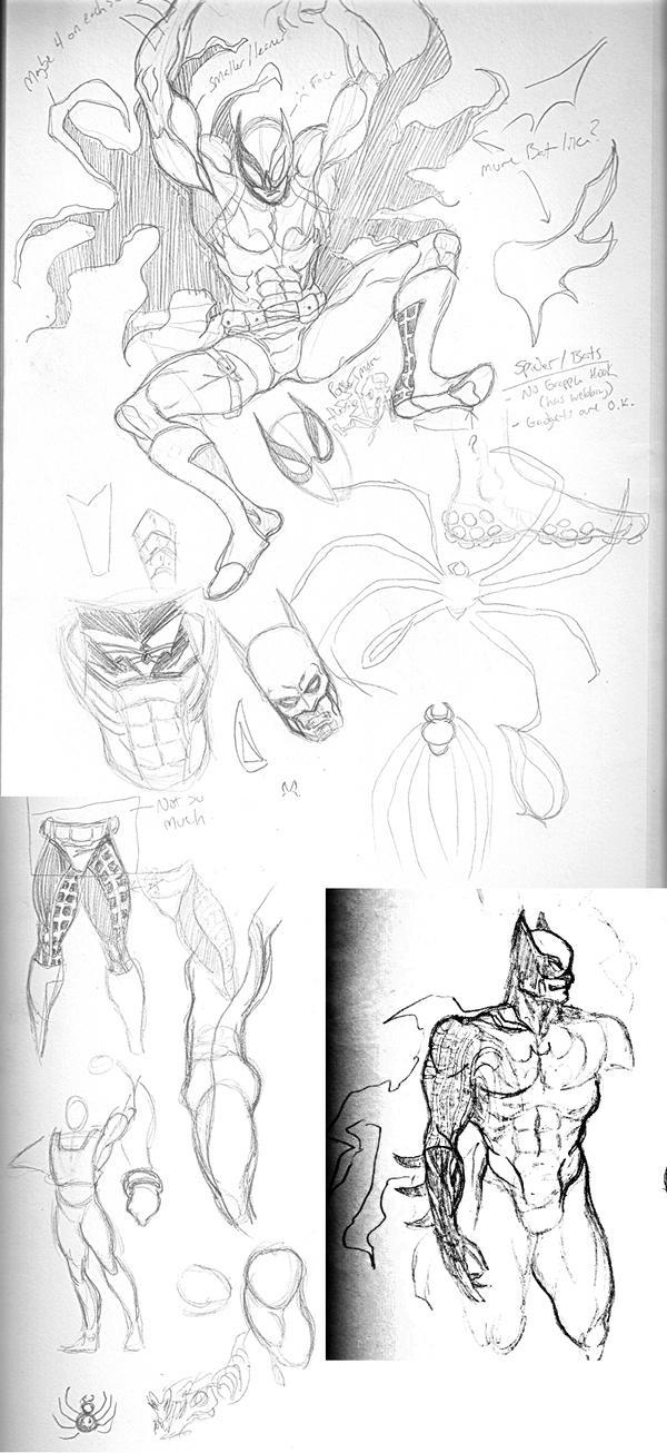 Spidey-Bats