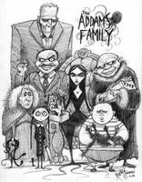 The Addams Family by KurtMAndersen