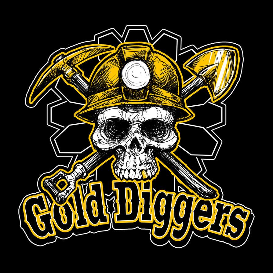 Gold diggers by kurtmandersen on deviantart
