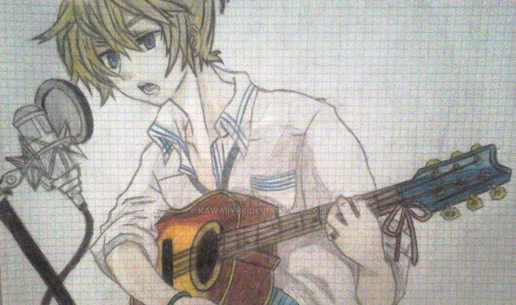 Dibujo anime #108 by kawaiiYHE on DeviantArt