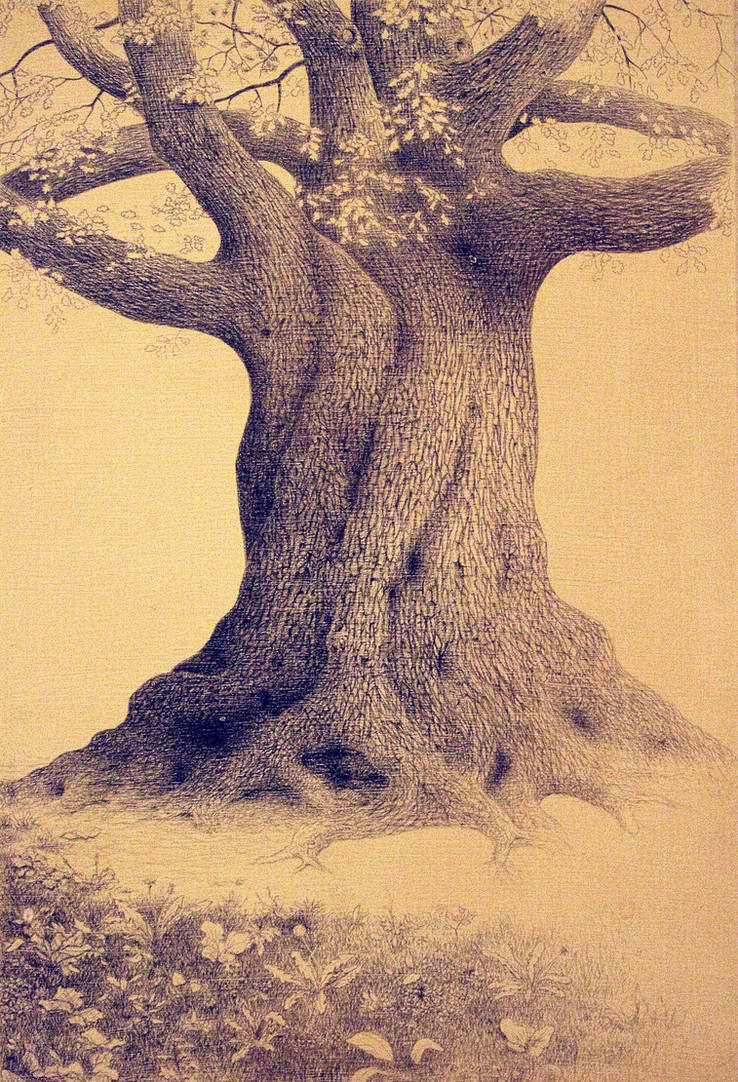 tree study 1 by redbit
