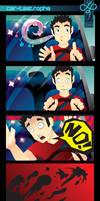 car-tastrophe by heliofobico