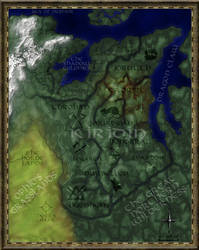 Kiridin Lands by zyanitevp