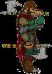 Tiny the Dwarf by zyanitevp