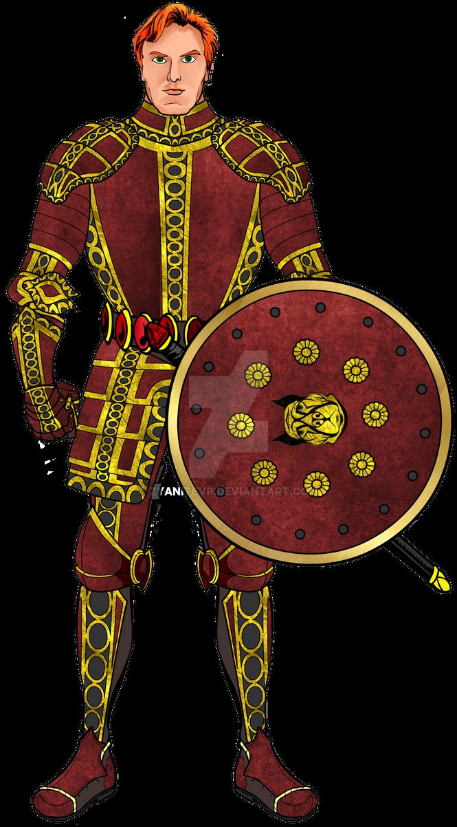 Itomas the II by AZ_Rune by zyanitevp