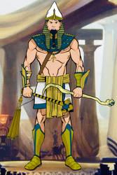 Osiris by zyanitevp