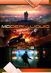 MODERN LiQUiD 2079 Cover