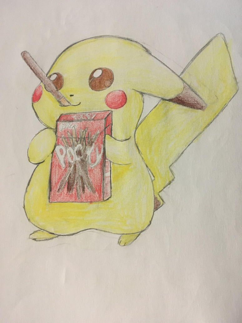 Pikachu! by Esther-shenpai