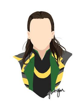 Minimalistic Loki