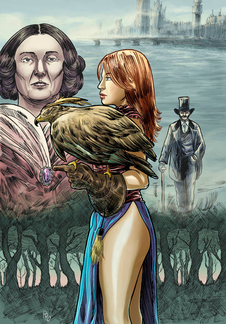 The Falconer - colors