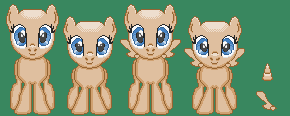 Micro Hero Pony Temps by MrEtsam