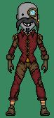 Creepypasta Micro hero Horus Horrible by MrEtsam