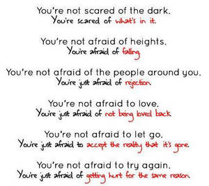 You Are Not Afraid    by Eric-S-Huffman on DeviantArt