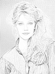 Heather Deen Locklear by Eric-S-Huffman