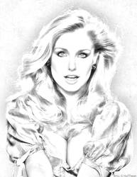Heather Thomas by Eric-S-Huffman