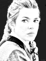 Princess Charlotte Casiraghi by Eric-S-Huffman