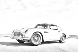 1965 Aston Martin Db5 Vantage by Eric-S-Huffman