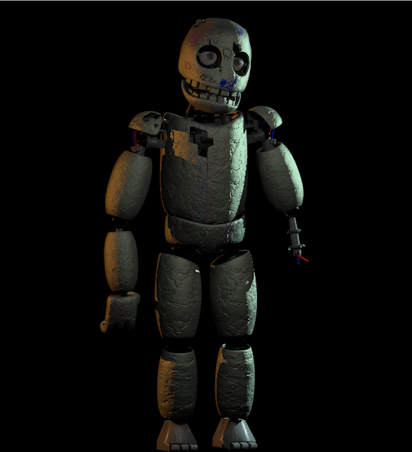 Blank (FNAC 1) by MonsterboyPlayz on DeviantArt