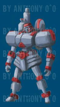 ArtFlow Doodle - Giant Robo Slim ver.