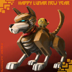 Belated Lunar New Year Greeting by alt-L