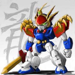 Ryujinmaru Custom by alt-L