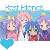 Best Friends by Eitak-Monster