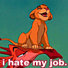 I Hate My Job by Eitak-Monster