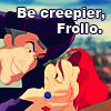 Frollo touches by Eitak-Monster