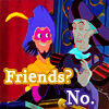It won't happen, Clopin. by Eitak-Monster