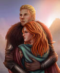 Cullen and Trevelyan by floadwarf