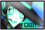 Chippy Stamp by Yandere-Offender