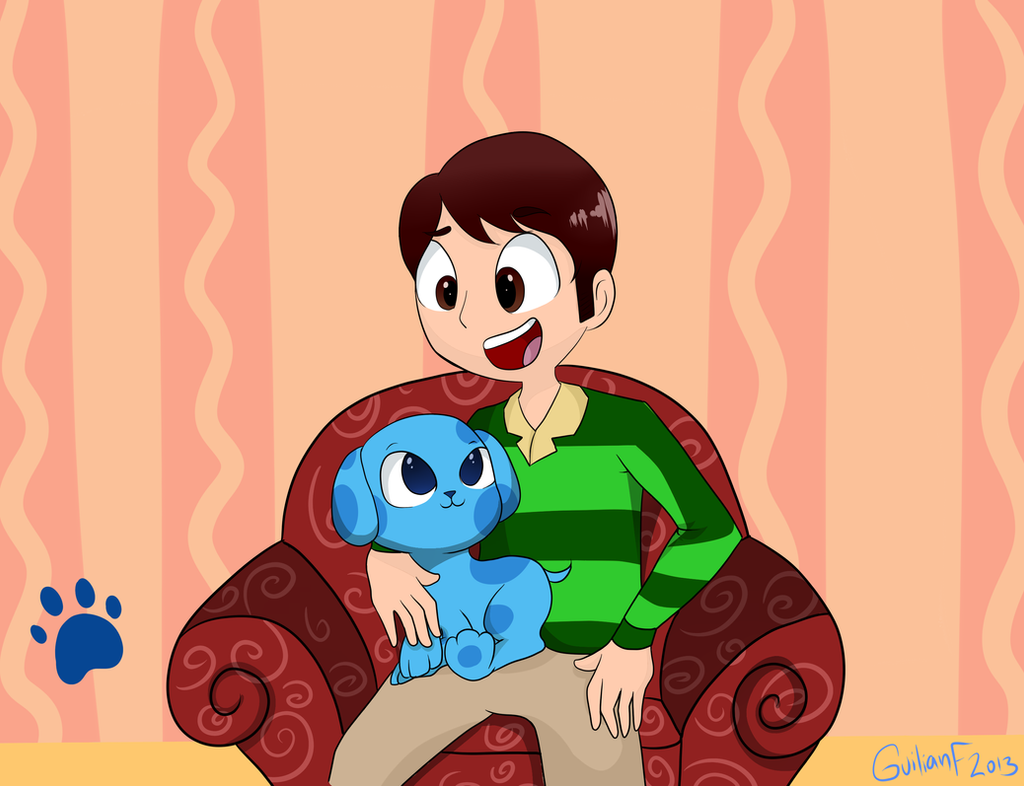 blues clues brothers by rondell on deviantart