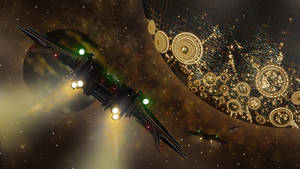Planetary Arrival: Trantor
