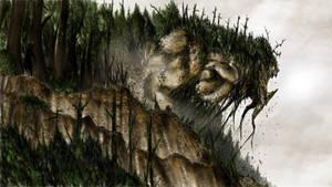 Forest Warrior by TJ-Ryan