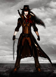 Bloodshot Bella